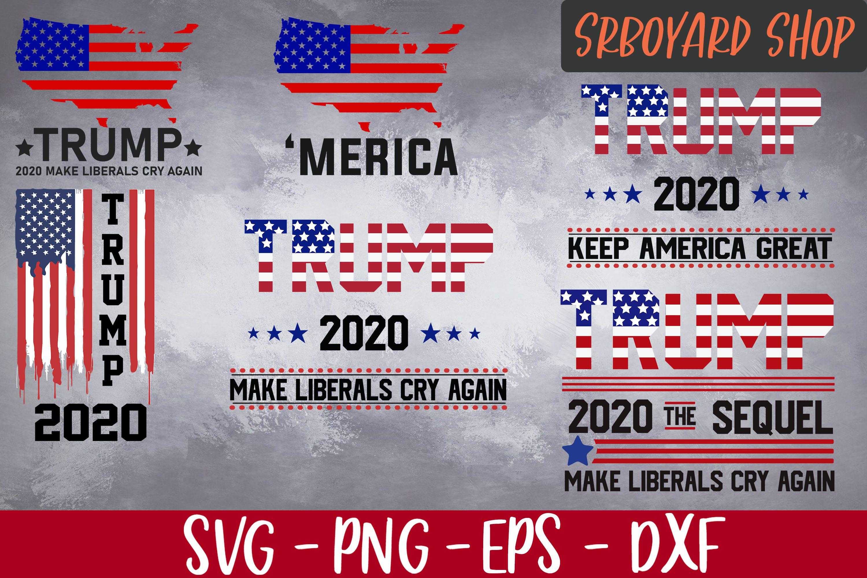 50 OFF Trump Bundle Svg Designs Trump 2020 Svg American