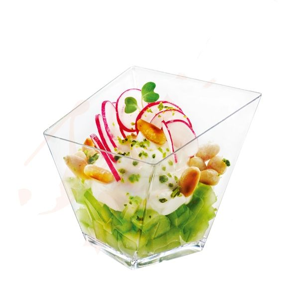 Event Party Wedding Festival Suppliers Disposable Dessert/Ice Cream
