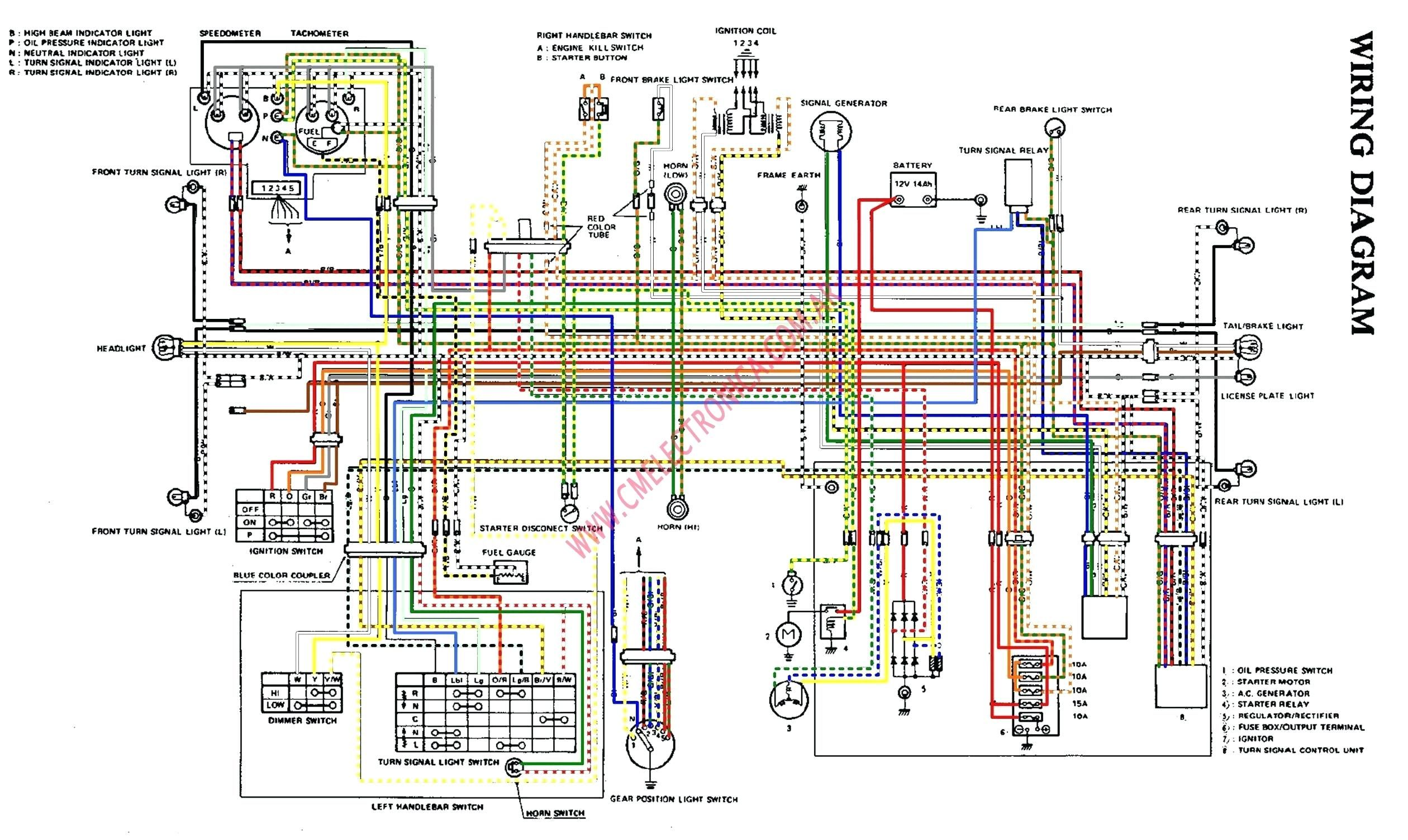 Suzuki Gs550 Wiring Diagram Volovets Info Motorcycle Wiring Trailer Wiring Diagram Wire