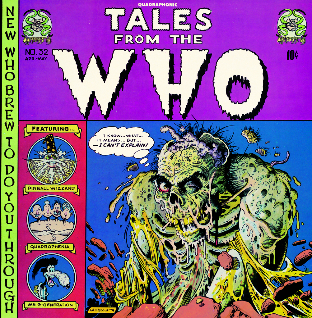 Tales from THE WHO