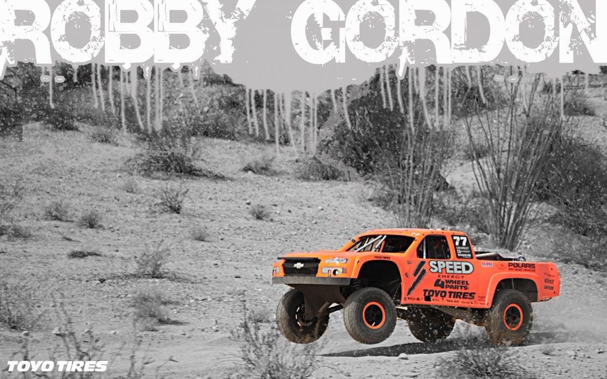 Robby Gordon Robby Gordon Monster Trucks Toy Car