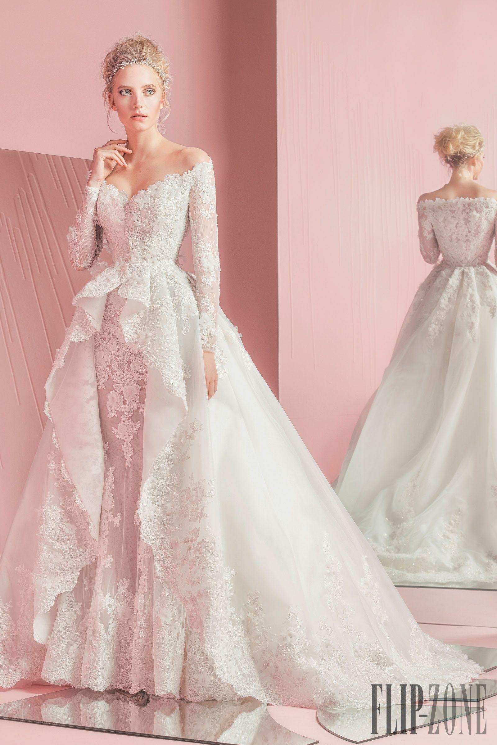 Zuhair Murad 2016 collection - Bridal | Pinterest | Vestidos novia ...