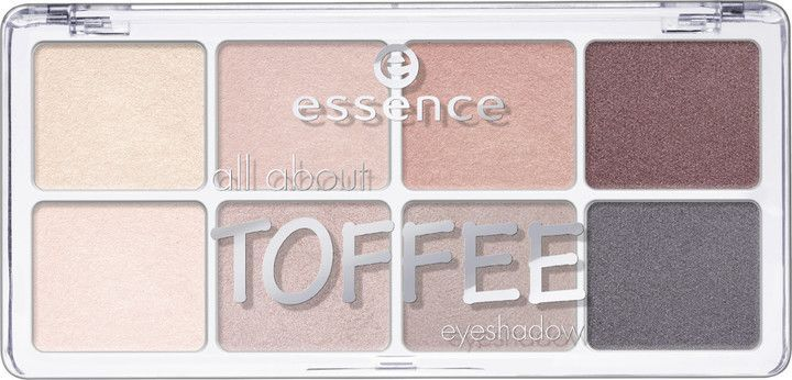 Essence all about toffee eyeshadow palette essence