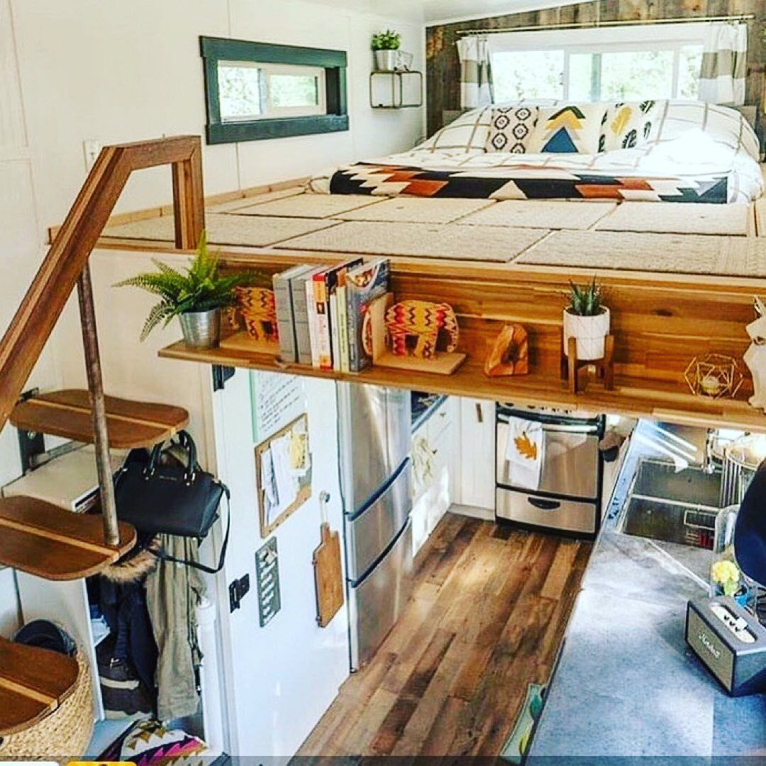 Woodworking For Beginners Woodworking Plans Woodworking Tools Are You New To Woodworking Tiny House Interior Tiny House Interior Design Tiny House Storage