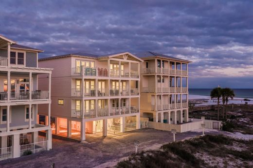 Grayton Beach A Wave From It All 80 Hotz Home Cottage Rental In