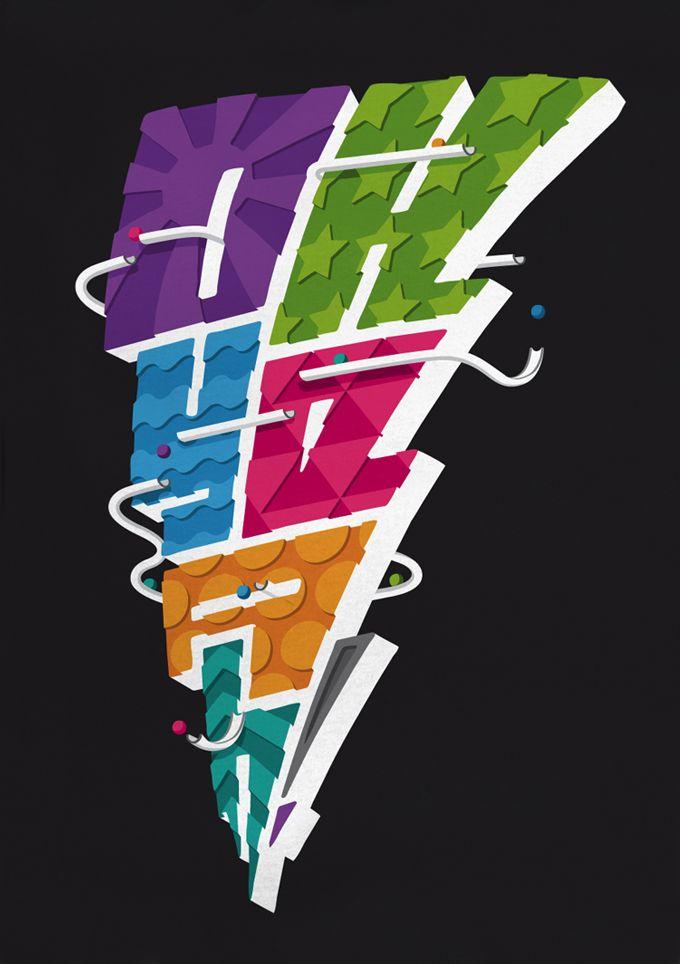 Oh Yeah! by Héctor Delgado www.hectordelgado.es #ilustracion #ohyeah #lettering #hectordelgado