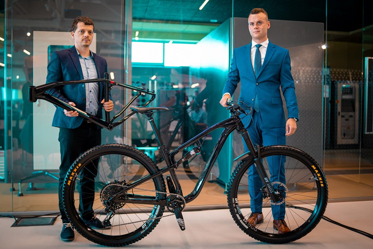 Robotized Aluminium Frame Production Starts In Poland Bike News