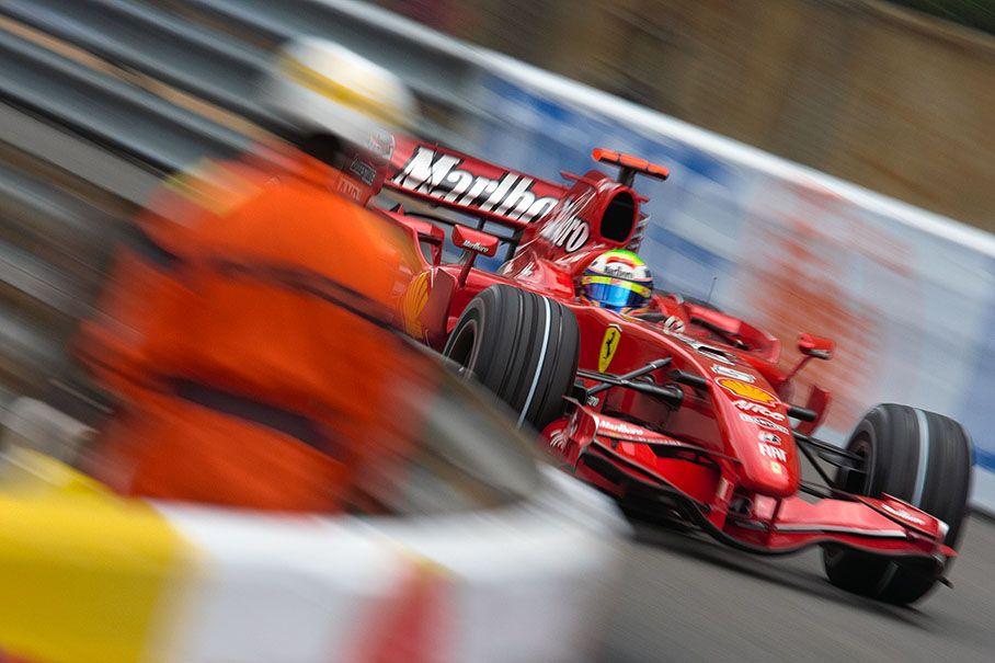 f1pictures:  Felipe Massa Ferrari Monaco 2007