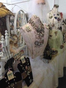 Jewelry Show Display - Dry Gulch