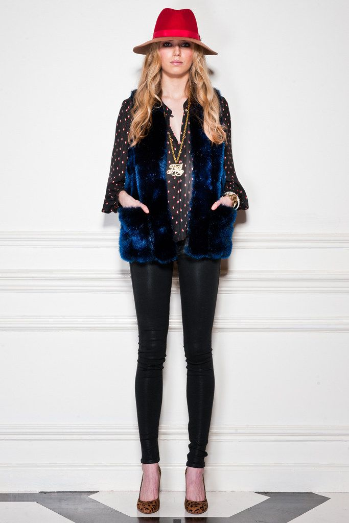 5d15e7ab36 Juicy Couture Fall 2012 Ready-to-Wear Collection Photos - Vogue