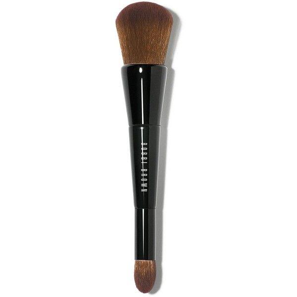 Beauty Blender Or Brush For Full Coverage: Bobbi Brown Full Coverage Face & Touch Up Brush ($60