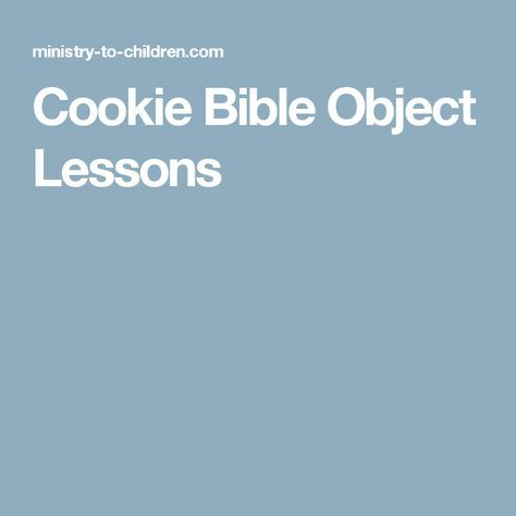 Use oreo cookies for both first the cream binds cookie together and use oreo cookies for both first the cream binds cookie together and then crumble the oreo for brokenness cookie bible object lessons freerunsca Image collections