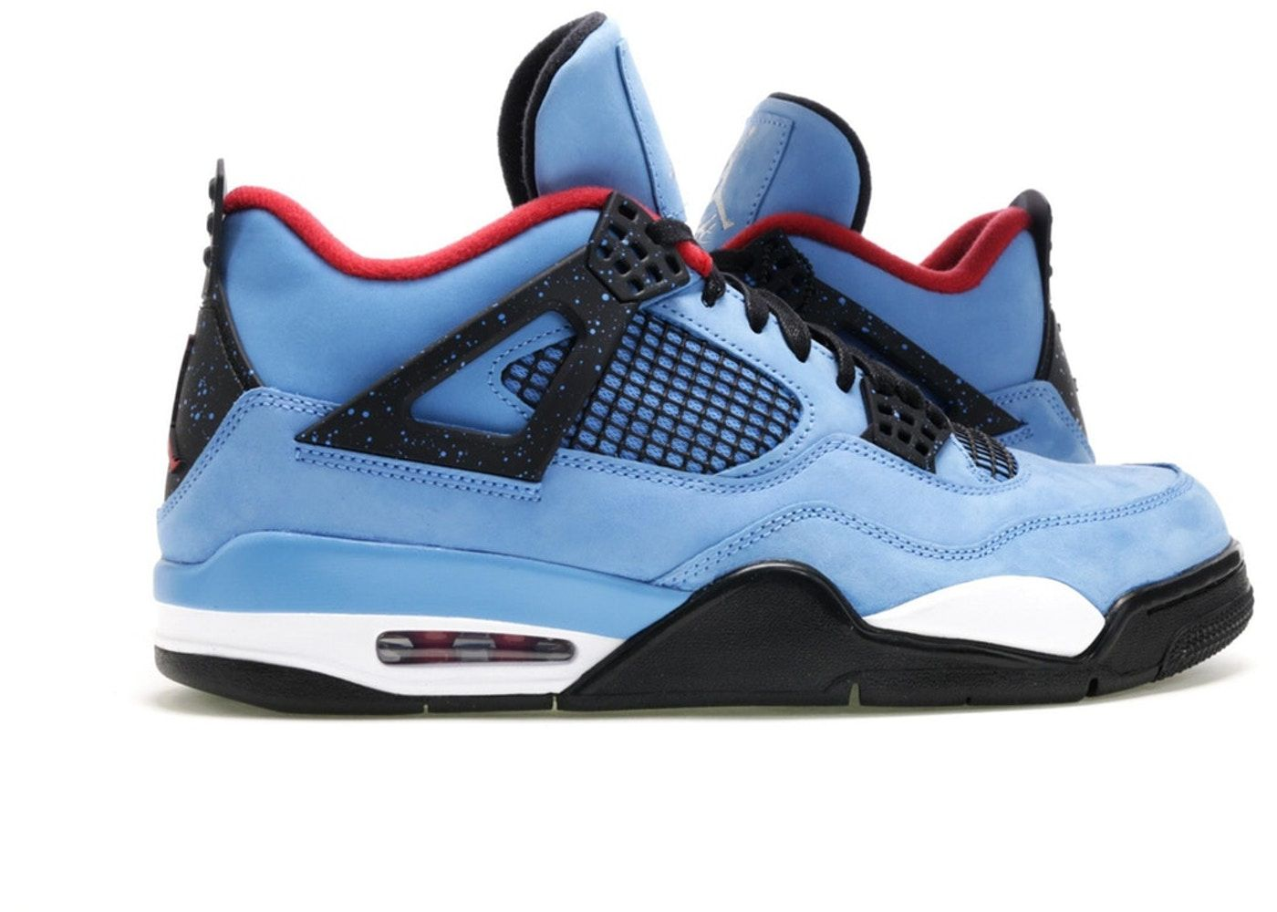 Jordan 4 Retro Travis Scott Cactus Jack With Images Jordan 4
