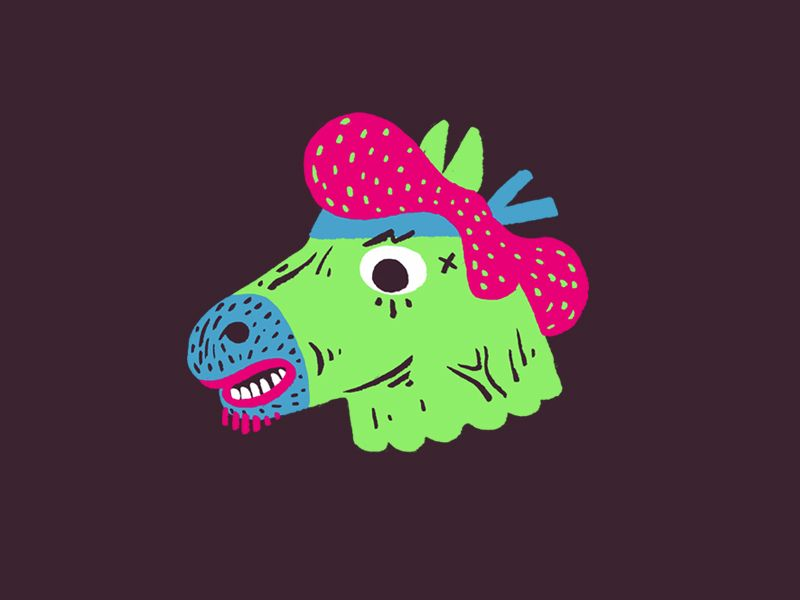Party Hard! on Behance