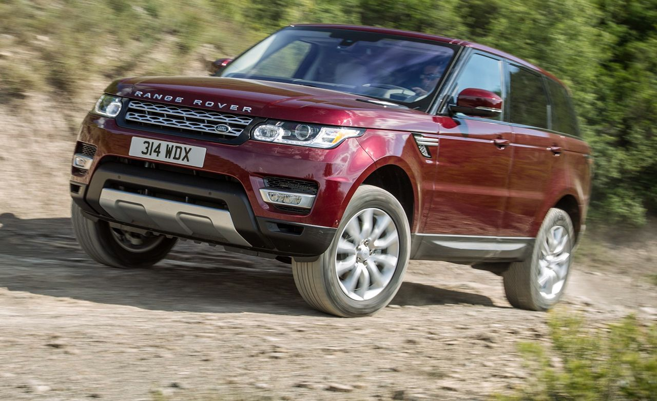 2016 Land Rover Range Rover Sport Td6 Diesel Range rover