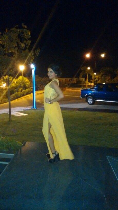 Vestido largo
