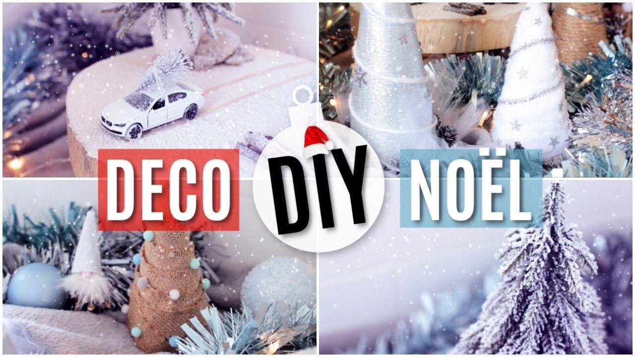 DIY Noël idées de cadeaux à faire soimême faciles
