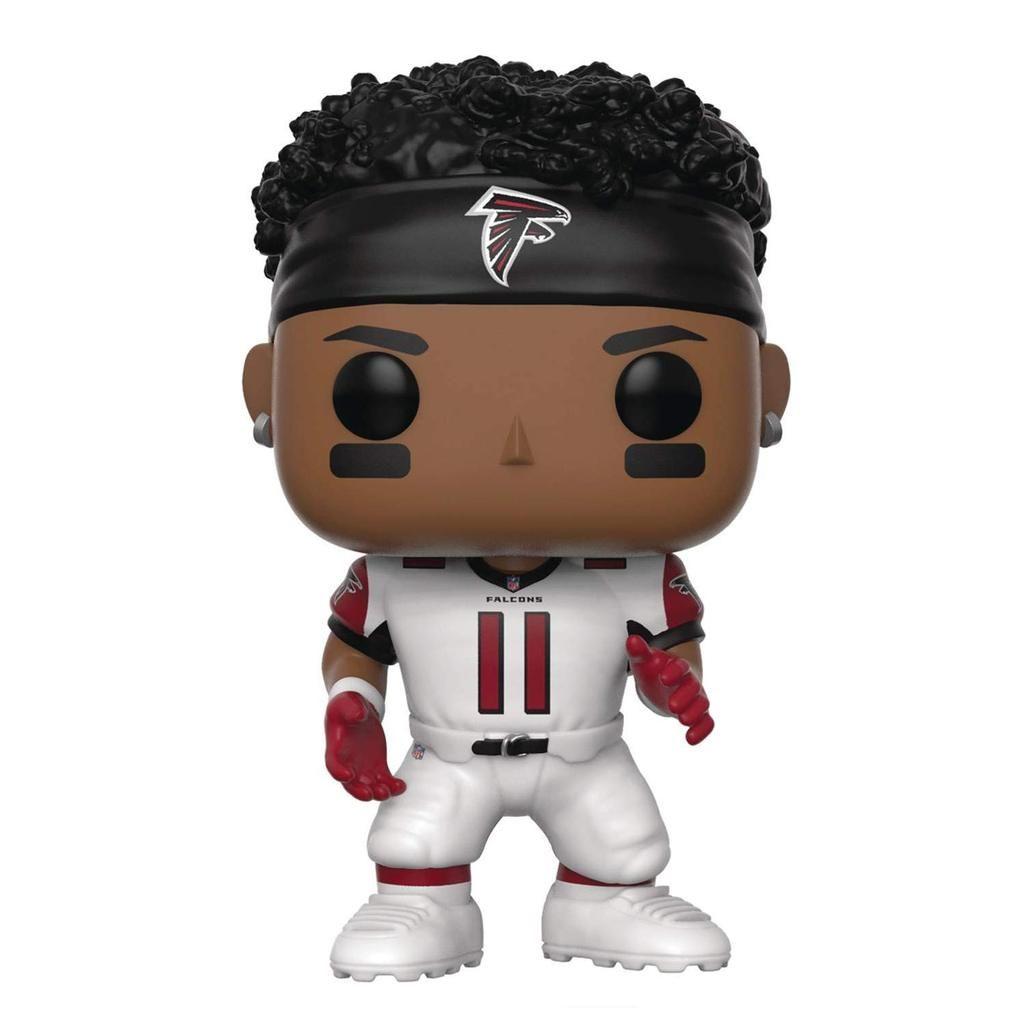 Funko Julio Jones Atlanta Falcons Nfl X Pop Football Vinyl Figure Julio Jones Falcons Julio Jones Nfl