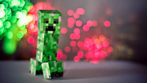 Image Minecraft 2048 X 1152