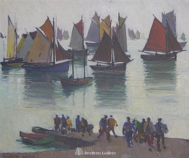 The Redfern Gallery -- Millard Sheets