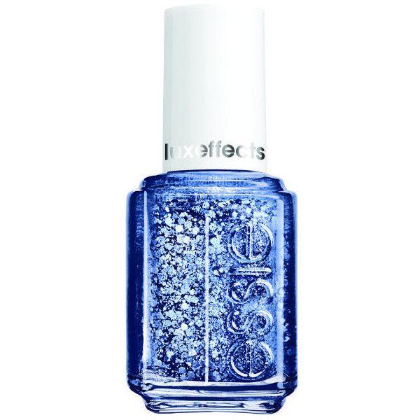 Essie: Stroke of Brilliance - Sparkly Platinum Glitter Explosion ...