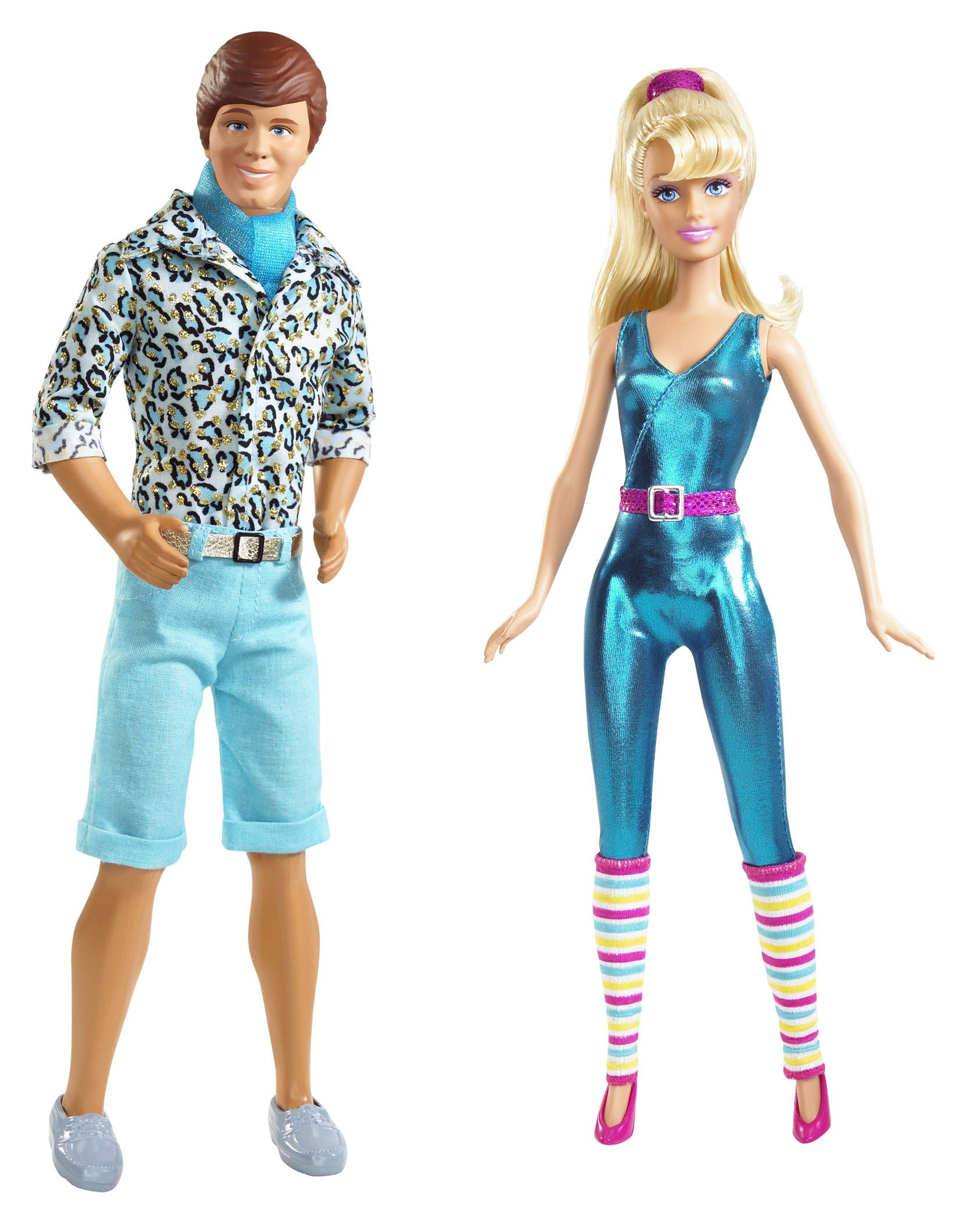 When barbie could actually wear shoes her feet were smaller back in the day taken it old - Image barbie et ken ...