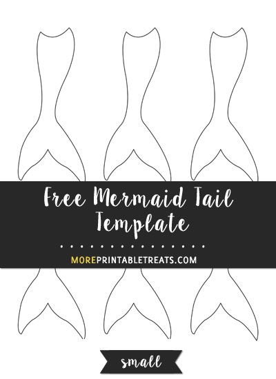photograph regarding Mermaid Templates Printable identified as Cost-free Mermaid Tail Template - Minimal Dimension Designs and