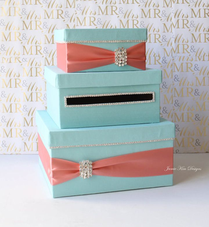 How To Decorate A Card Box For A Wedding 11 Unique Wedding Card Box Ideas ~ We ❤ This Moncheribridals