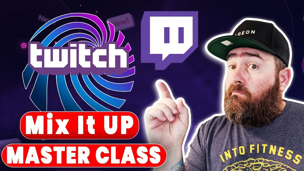 MASTER CLASS Mix It Up Twitch Chat Bot Initial