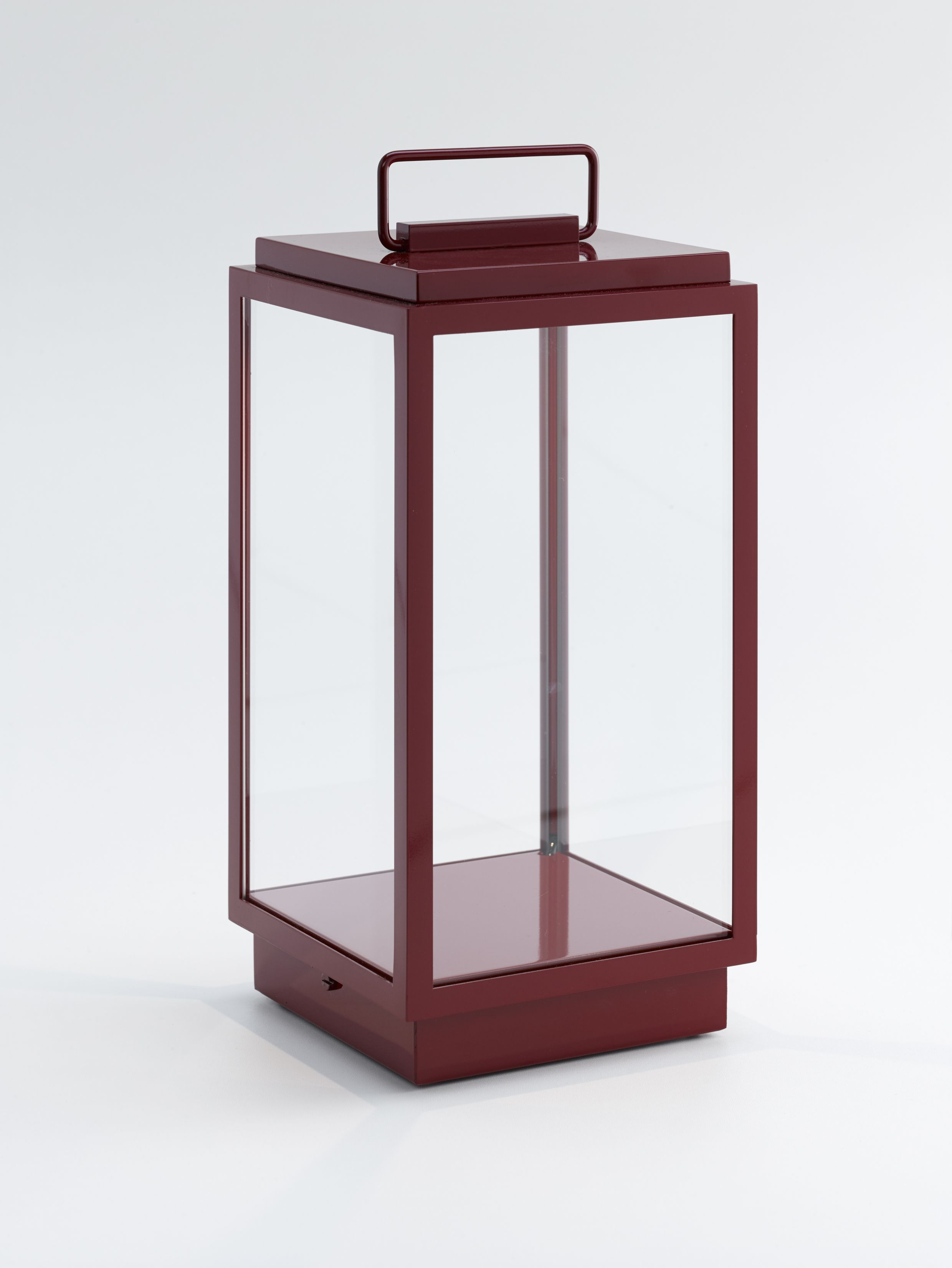 TEKNA presents Nautic | Blakes Table Lamp in Kenia Red
