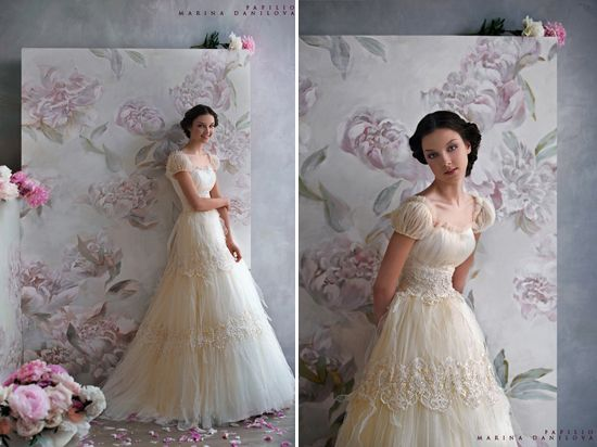 "Old World Lace Wedding Dress | One comment on "" Beach Wedding ..."