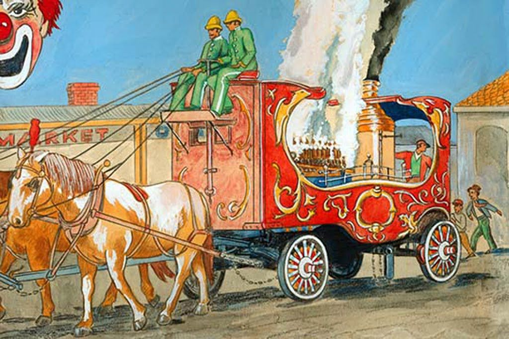 Steam Calliope