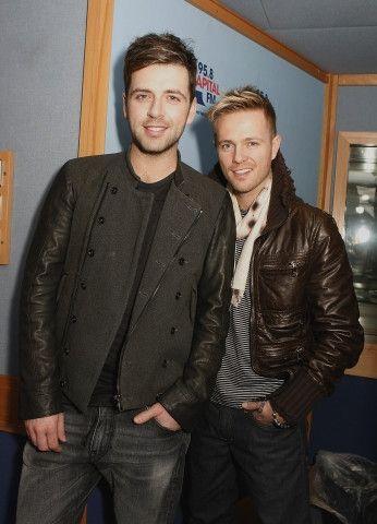 Mark Feehily, Nicky Byrne