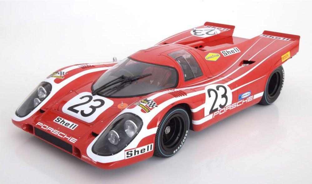 1 12 Minichamps Porsche 917k 23 Winner 24 Hour Lemans 1970