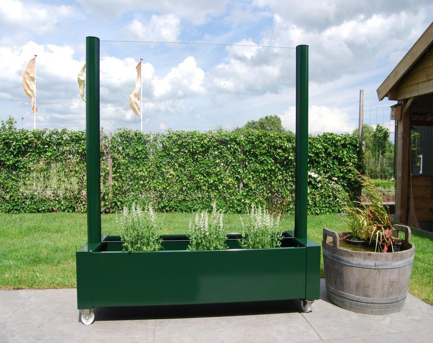 Plexiglas Windscherm Tuin : Mobiel windscherm flower line tuinidee versiering