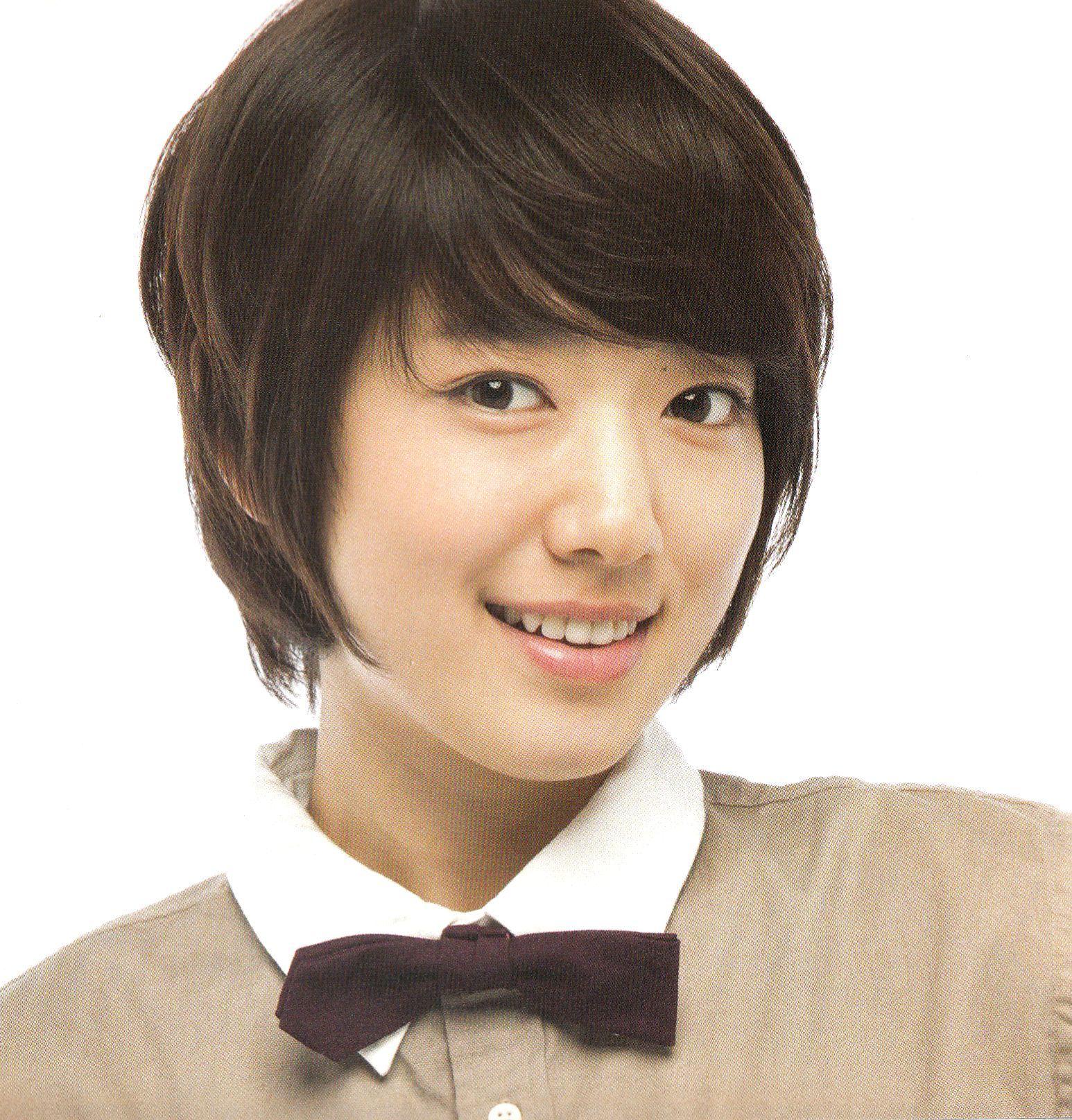 Park Shin Hye As Go Mi Nam Park Shin Hye Short Hair Styles Korean Hairstyle