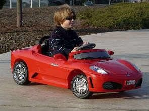 ferrari f430 style kids car battery operated kids ride on remote control