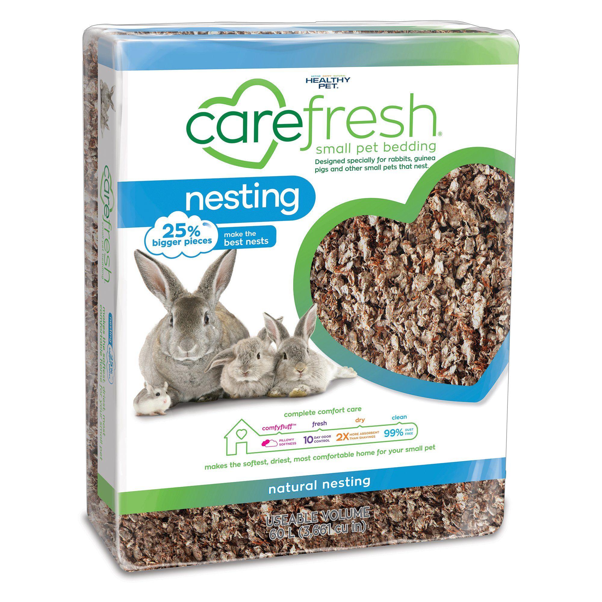 Carefresh Natural Nesting, 60 Liter Petco in 2020