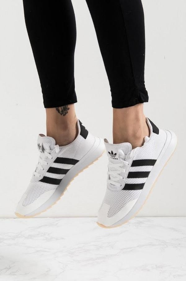 Content View Adidas Womens Flb W in White Black White in