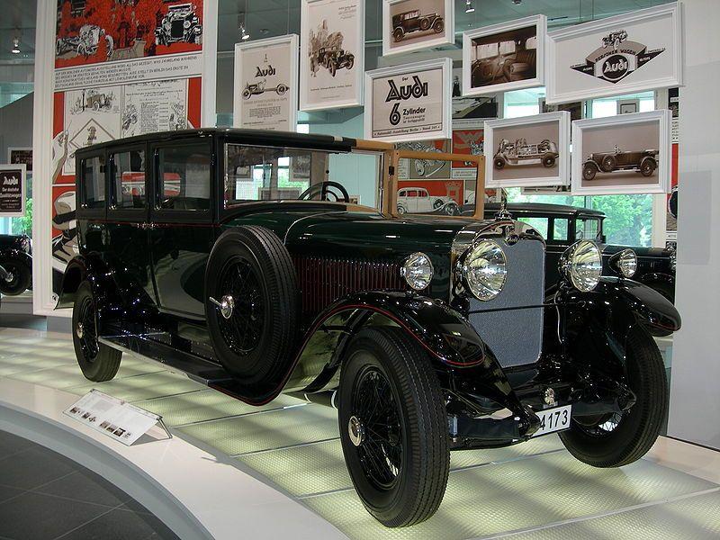 Audi type M – 1924
