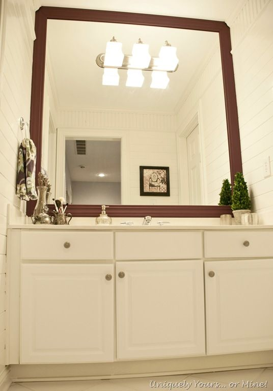 installing wood planks on the bathroom walls  wood plank