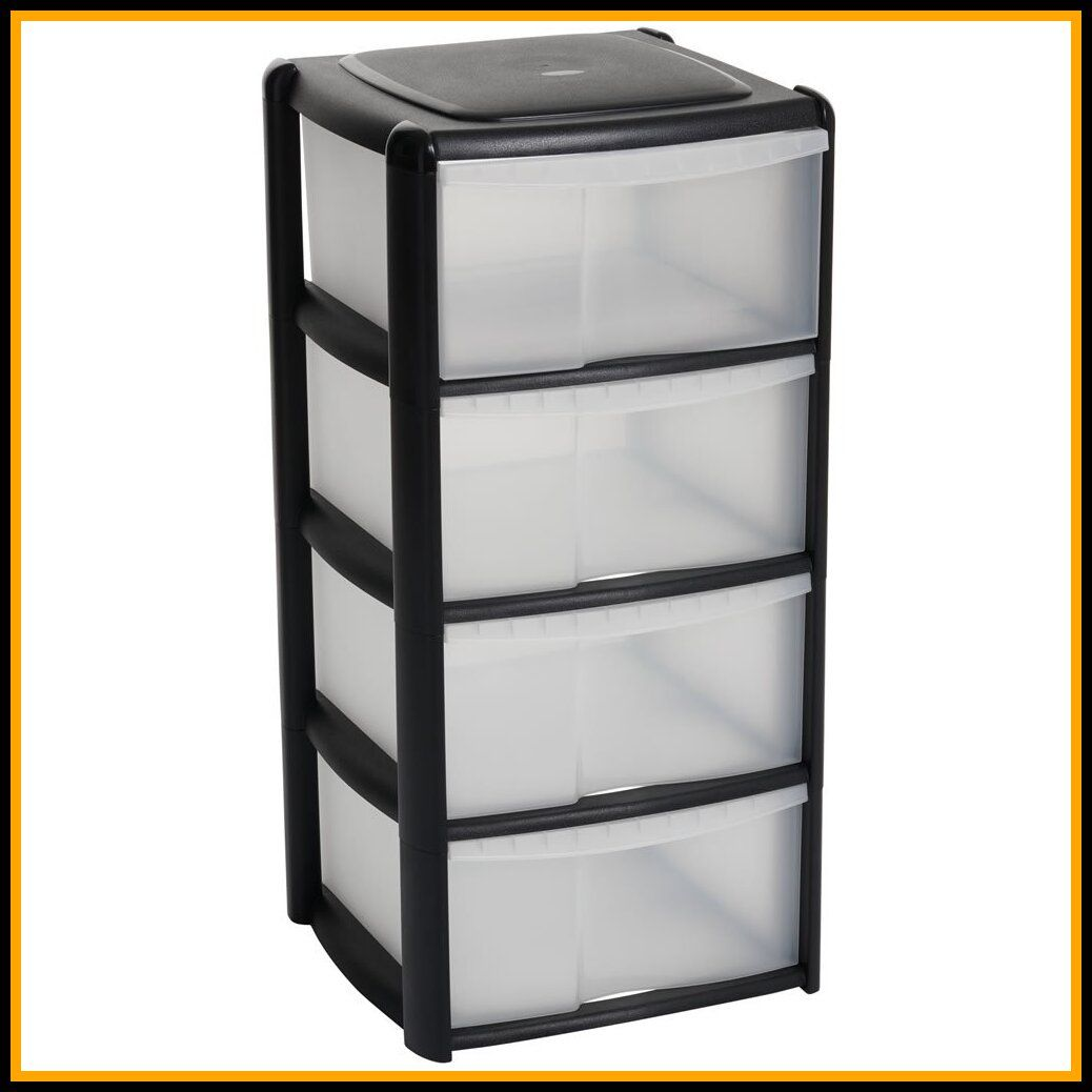 48 Reference Of 4 Drawer Storage Small In 2020 Plastic Drawers 4 Drawer Storage Unit Drawer Storage Unit