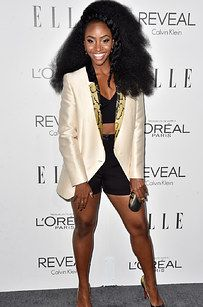 Teyonah Parris Moves To The Head Of The Class