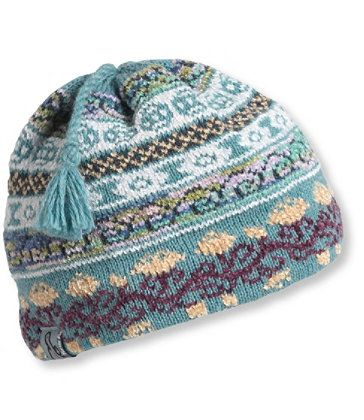 Women's Turtle Fur Hat, Lady Fair Isle | Accessories & Shoes ...