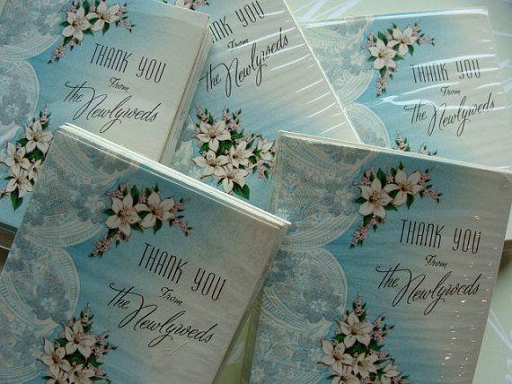 Antique Wedding Thank You Cards Vintage Bride by reginasstudio, $14.95