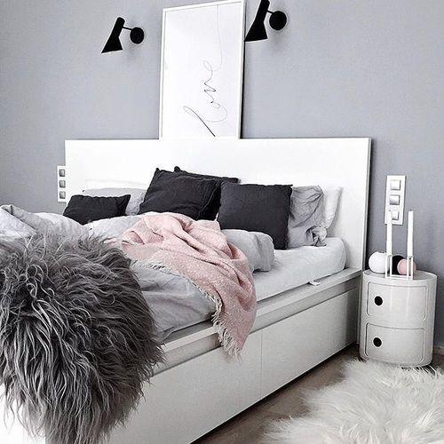 Image In I N T E R I O R Collection By Lina On We Heart It Room Ideas Bedroom New Room Home Decor
