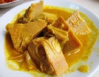 Cara Memasak Sayur Nangka Spesial Yang Enak Ala Rumah Makan Padang Food Recipies Cooking Food