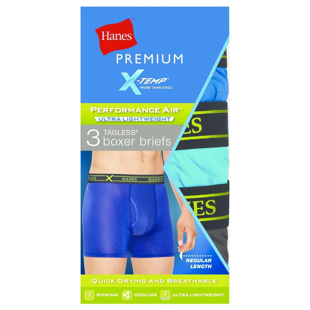 Hanes Premium Men S Performance Ultralight Boxer Briefs Color Vary M Boxer Briefs Boxer Long Legs