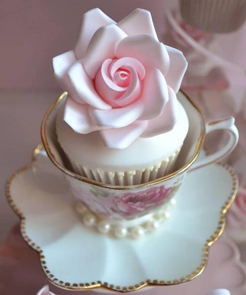 Tea cake.