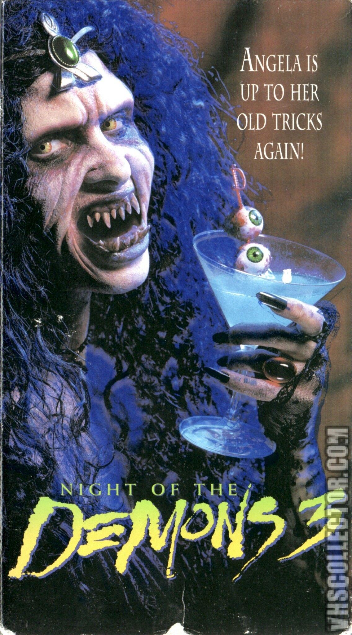 Night of the Demons 3 (1997) | Night of the demons, Demon